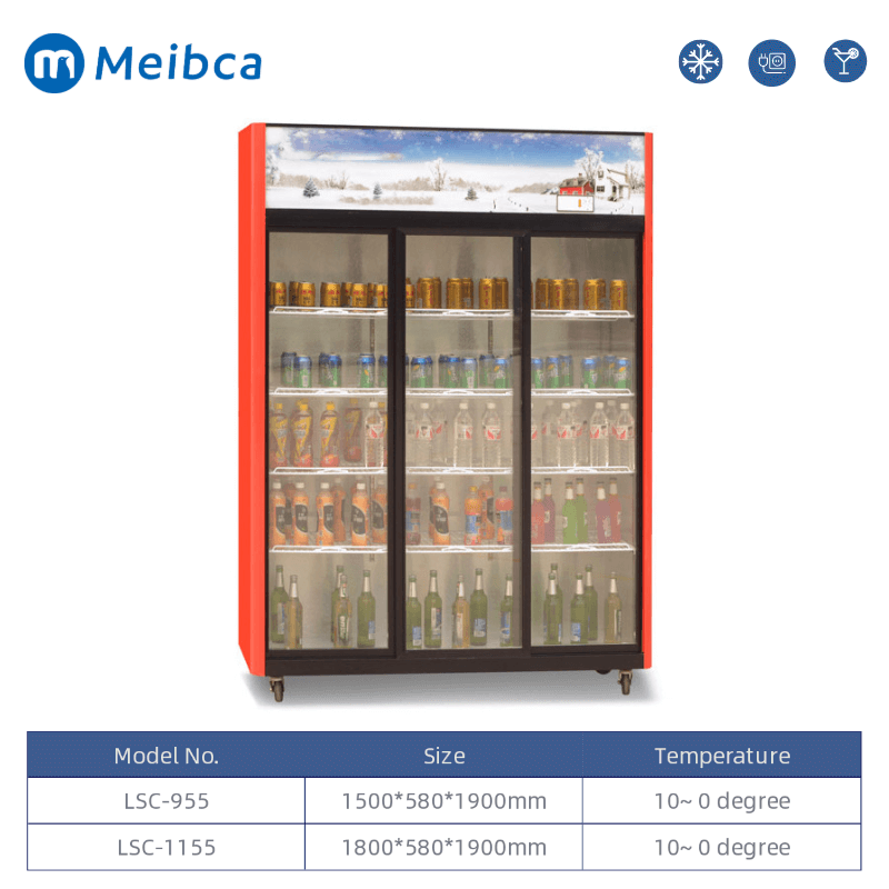 Commercial Drink Beverage Soda Beer Coolers For Sale