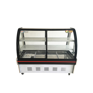 Deli Food Display Cooler Showcase with Glass Door