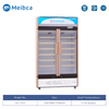 Small Medical Vaccine Pharmacy Freezer Refrigerator With Lock