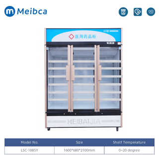 Laboratory Use Medical Pharmacy Vaccine Refrigerator