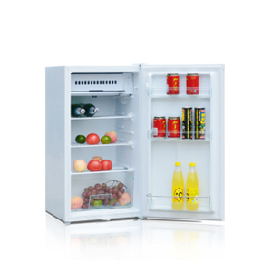 90 Litres Single Door Hotel Guest Room Mini Refrigerator Built-in Fridge